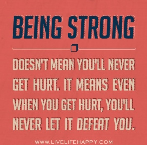 Being-Strong